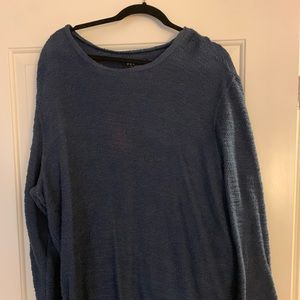 Oversized wide collar sweater from PacSun
